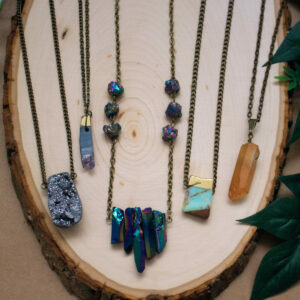 All the Tiny Pieces Necklaces 2