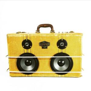 loud luggage