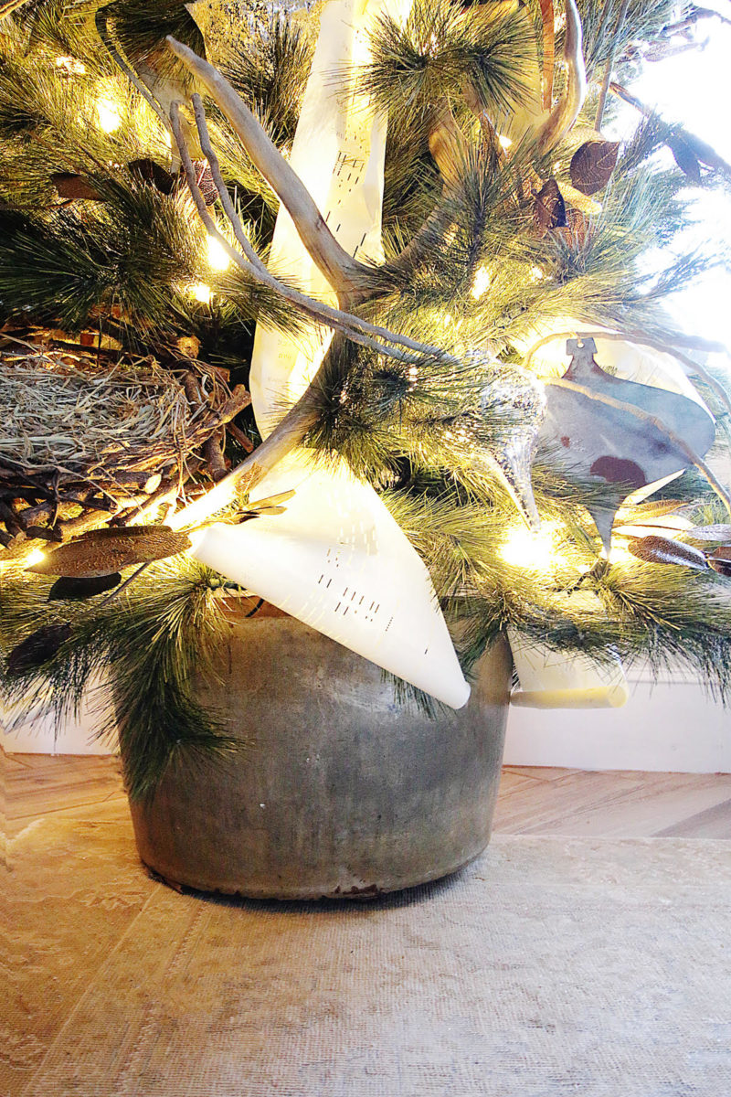 Vintage Inspired Christmas Trees - Junk In The Trunk Vintage Market
