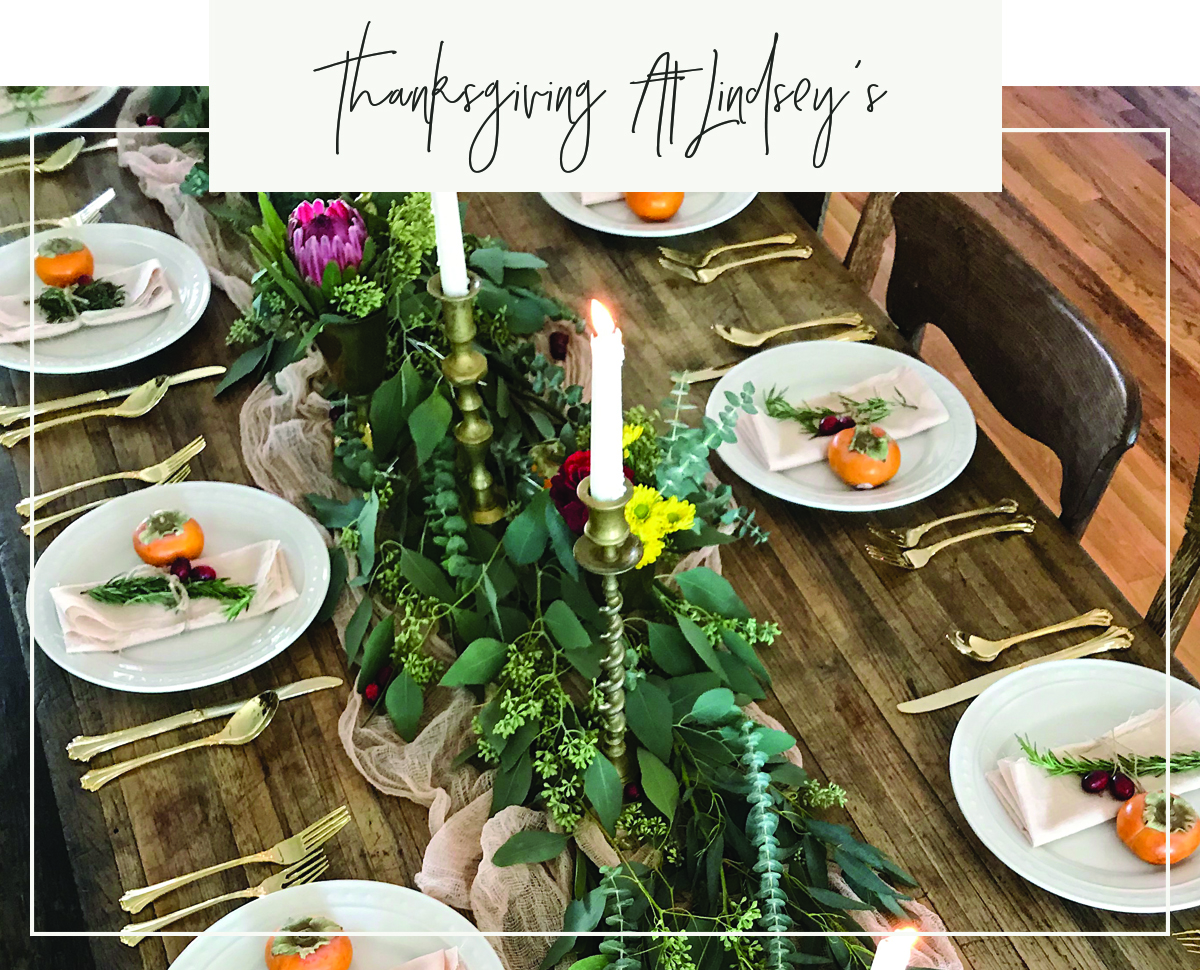 5 Tips For Creating A Thanksgiving Tablescape - Junk In the Trunk Vintage Market