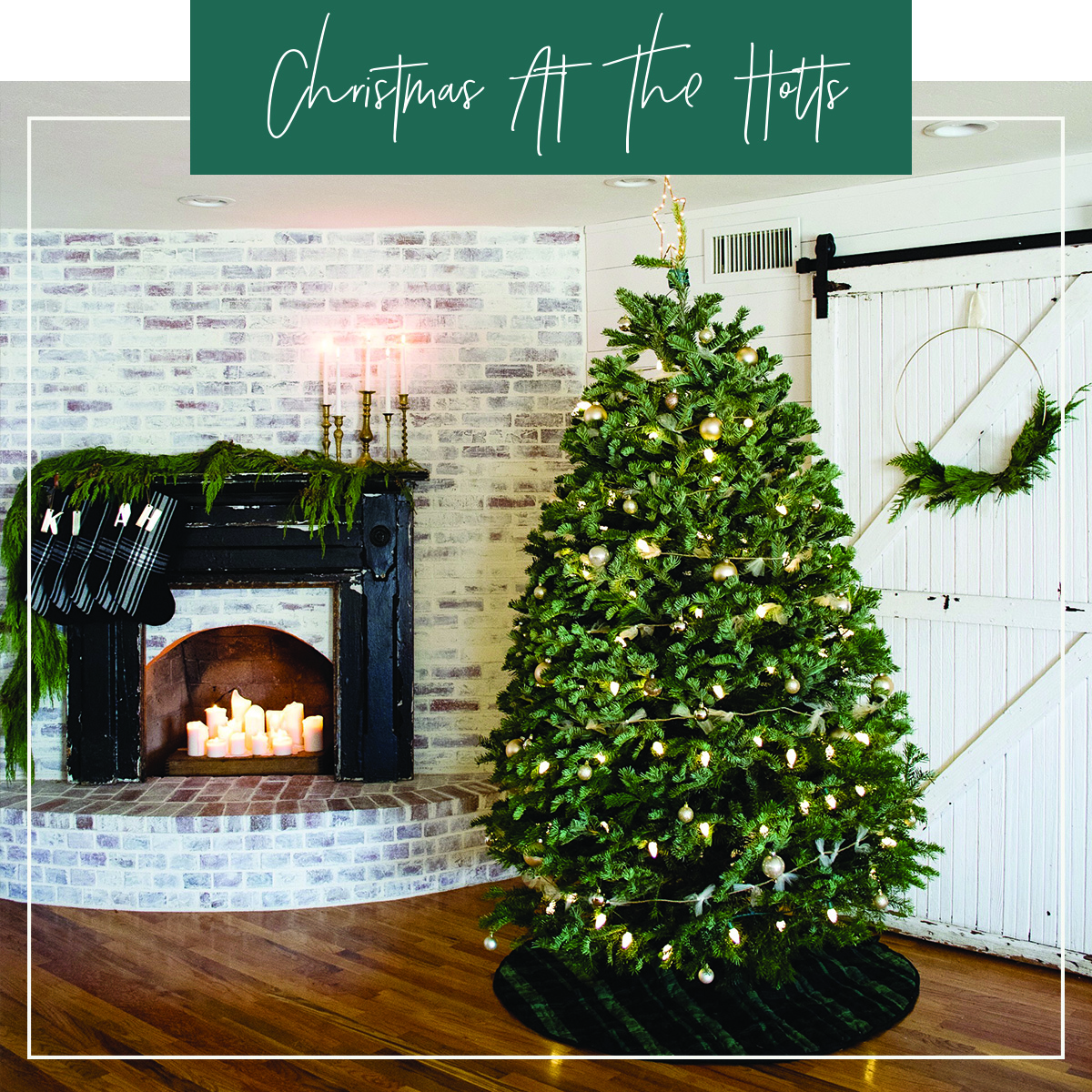 Vintage Inspired Holiday Decor - Junk In The Trunk Vintage Market